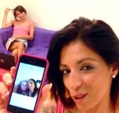 Camara oculta de un gay follando 2 lesbianas