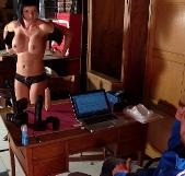 Casting porno a una tetona española