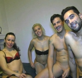 Intercambio sexual de ligues de discoteca
