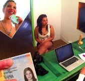 Casting porno duro a una lolita española